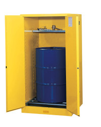 Justrite 55 Gallon Flammable Drum Safety Cabinet