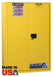 Justite 90 Gallon Flammable Cabinet