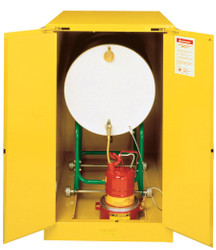 Flammable 55 Gallon Drum Storage Cabinet