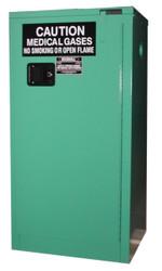 Oxygen Storage Cabinet