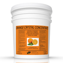 Orange Crystal Powdered Degreaser