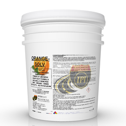 Orange Cleaner - 5 Gallons