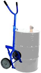 Morse Self Standing 2 Wheel Drum Truck