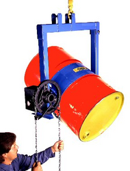 Morse Extra Heavy Duty Drum Lifter