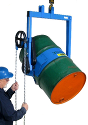 Morse Drum Lifter - Heavy Duty w/Spark Resistant Parts