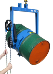Morse Heavy Duty Drum Lifter