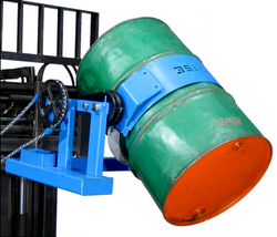 Morse ForkLift Drum Lifter