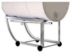 Morse Stainless Steel Drum Cradle