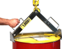 Morse 55 Gallon Drum Lifting Equipment