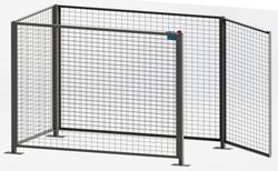 Morse GEK-201-1 Guard Enclosure Kit with Safety Interlock