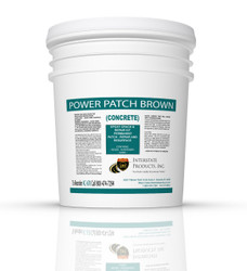 AC-670 CONCRETE POWER PATCH BROWN
