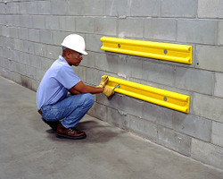 Warehouse Wall Protection