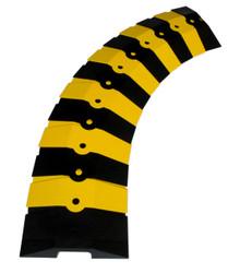 Sidewinder Medium Black & Yellow 3 Foot System - 1830