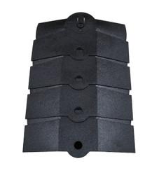 Ultra-Sidewinder Medium Size 1 Foot Extension System - Black