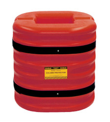 Red Column Protector