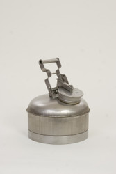 Stainless Steel Disposal Safety Can