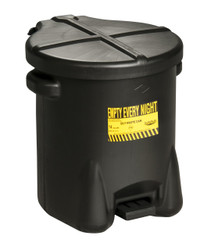 Eagle 10 Gallon Oily Waste Can