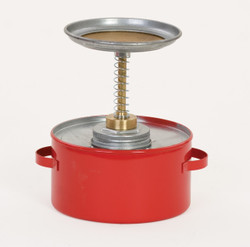 Metal Plunger Can