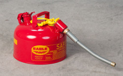 Eagle Metal Gas Can