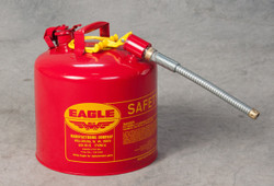 Eagle 5 Gallon Metal Gas Can