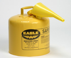Eagle Metal Diesel Can