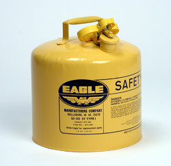 Eagle Metal Safety Can