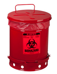 Bio Hazardous Waste Can