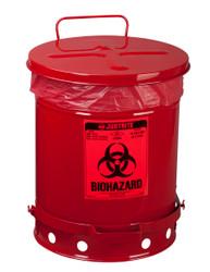 Bio Hazardous Waste Can