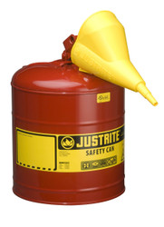 Justrite 5 Gallon Type I Safety Can