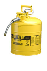 Justrite 5 Gallon Type-II Safety Can - 7250220