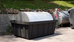 Eagle 550 Gallon Spill Containment Sump - No Drain