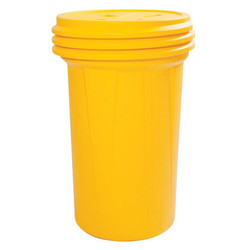 Eagle 55 Gallon Lab Pack w/Screw On Lid - 1657