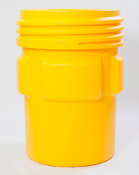 EAGLE 1690 - 95 Gallon Overpack w/Screw Top Lid