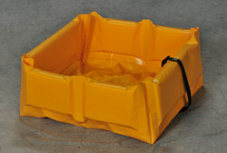 Eagle Folding Spill Containment