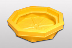 Drum Tray w/No Grate
