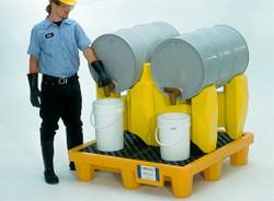 Ultra-Drum Rack System - 2 Drum No Drain - 2383