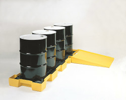 Eagle 4 Drum Spill Containment Pallet