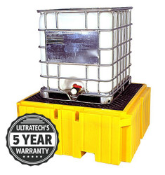 Ultratech IBC 5 Year Warranty