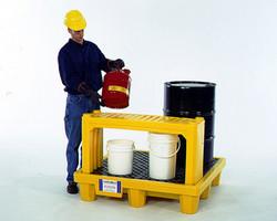Ultra-Stacking Shelf - 2430 - Yellow
