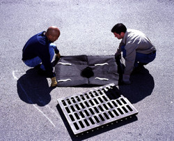 Ultra Drain Guard For Oil and Sediment