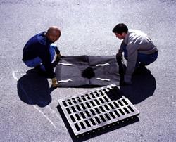 Ultra Drain Guard For Oil and Sediment