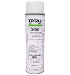Aerosol Total Vegetation Weed Killer