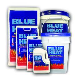 Pallet Blue Heat Snow & Ice Melter - 120 x 20 lb Bags