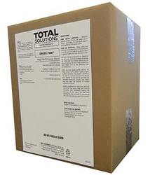Pallet Green Fire Ice Melt Pellets - 48 x 50 lb Boxes