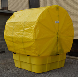 Eagle IBC Containment Pallet w/Cover