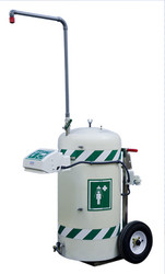 Emergency Mobile Safety Shower