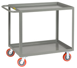 "Service Cart w/6"" Casters"