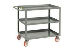 Little Giant 3 Shelf Service Cart