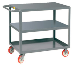 Little Giant Flush Top Service Cart