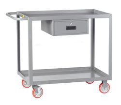 Little Giant Service Cart w/Drawer